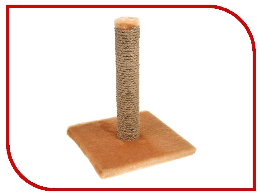 Когтеточка СИМА-ЛЕНД Столбик 30x30x40cm Микс 1346433 когтеточка сима ленд столбик 30x30x40cm микс 1346433