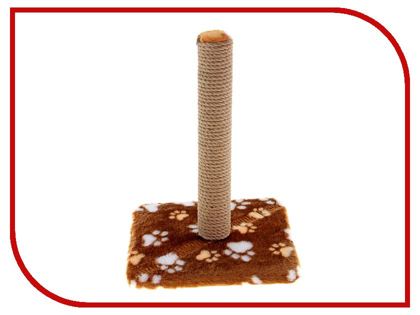 Когтеточка СИМА-ЛЕНД 29x29x39cm Микс 1097194 когтеточка сима ленд столбик 30x30x40cm микс 1346433