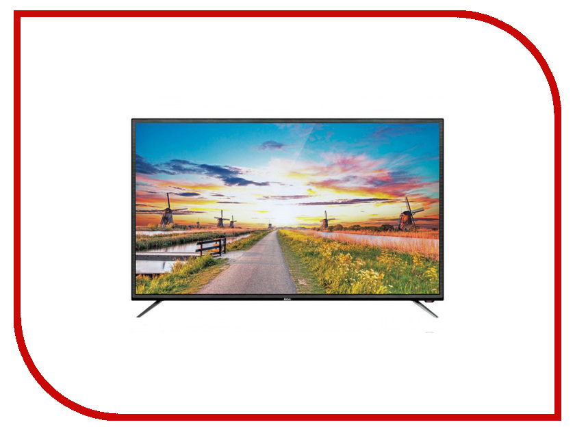 Телевизор BBK 39LEX-5027/T2C телевизор bbk 24lem 1026 t2c