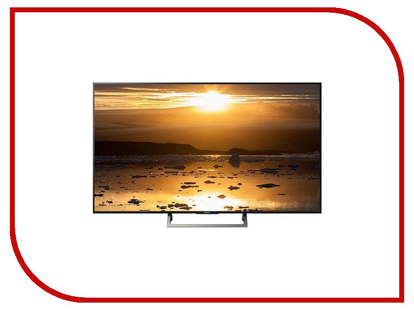 Телевизор Sony KD-43XE7005 плеер sony walkman nwz