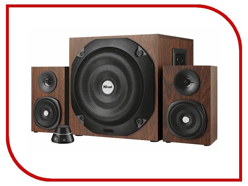 Колонка Trust Vigor Wireless 2.1 Speaker set 21243 trust mila 2 0 speaker set