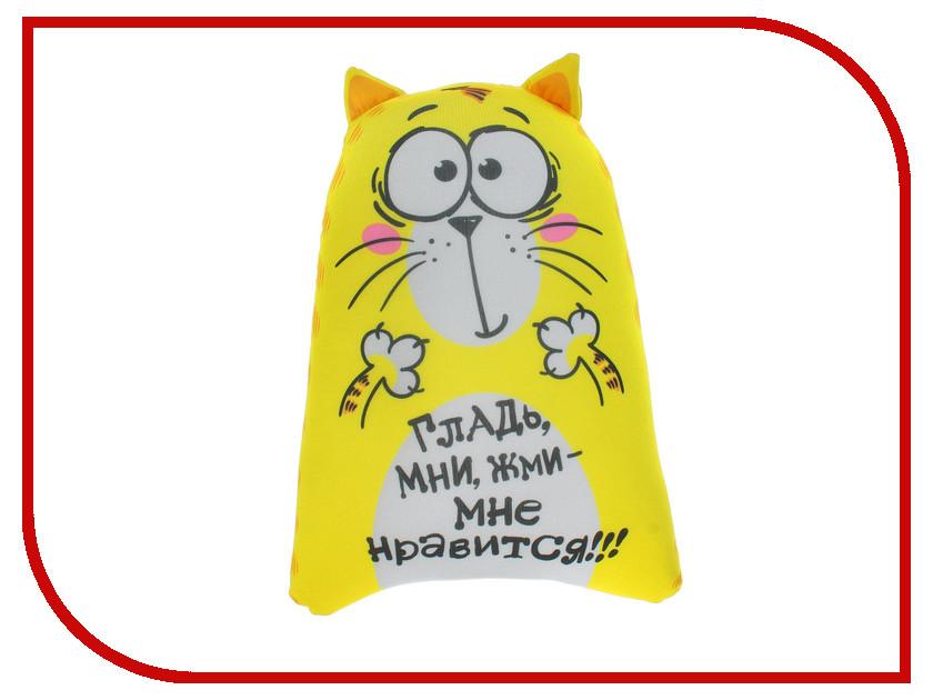 Игрушка антистресс КОТЭ Гладь, мни, жми - мне нравится!!! 514271