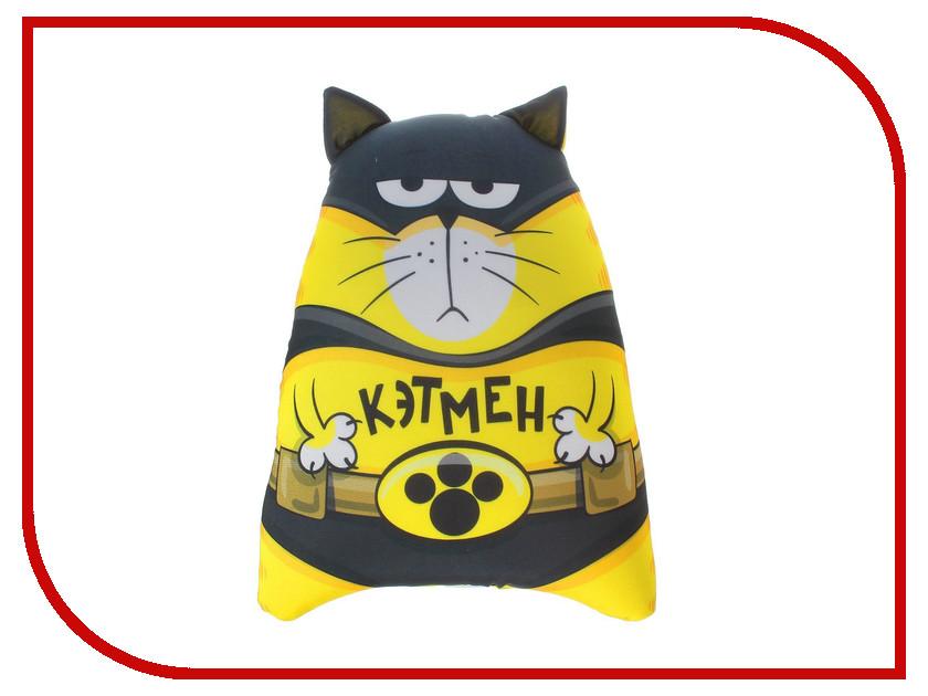 Игрушка антистресс КОТЭ Кэтмен 2293822 игрушка антистресс котэ вся власть котэ 514279