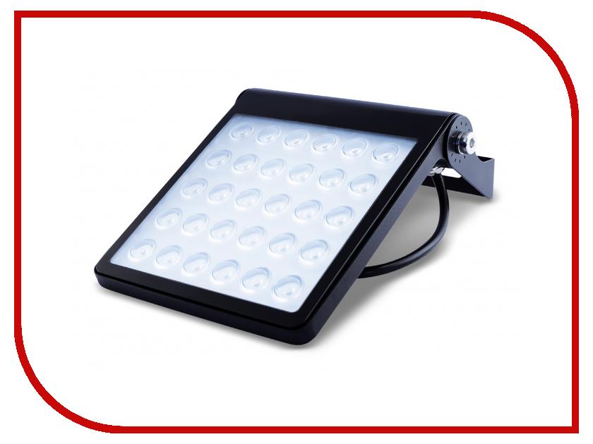 Лампа ECOWATT FLP-030-5K SMD 30W 5000K 2100Lm IP65 Black