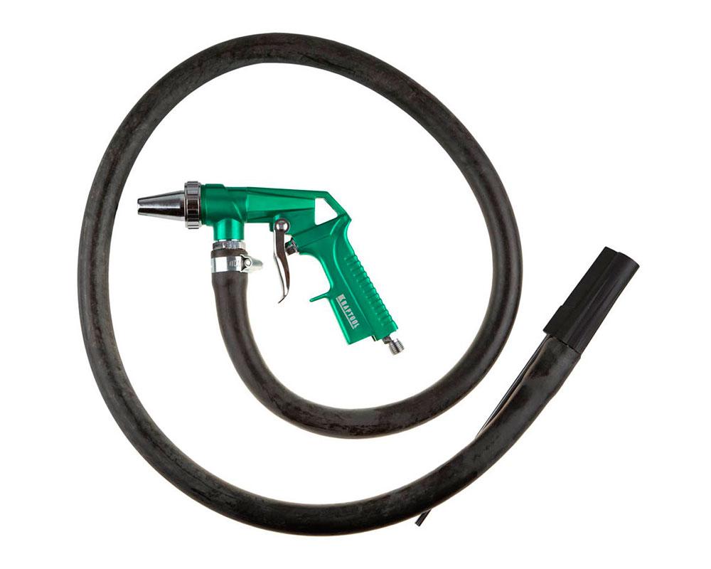 Пистолет пескоструйный Kraftool Expert Qualitat 06581 цена