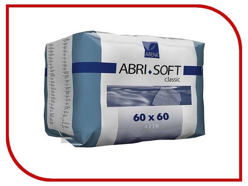 Пеленки Abena Abri-Soft Classic 60x60cm 25шт 4119