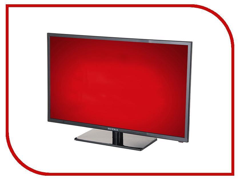 Телевизор SUPRA STV-LC32LT0010W жк телевизор портативный supra stv 705