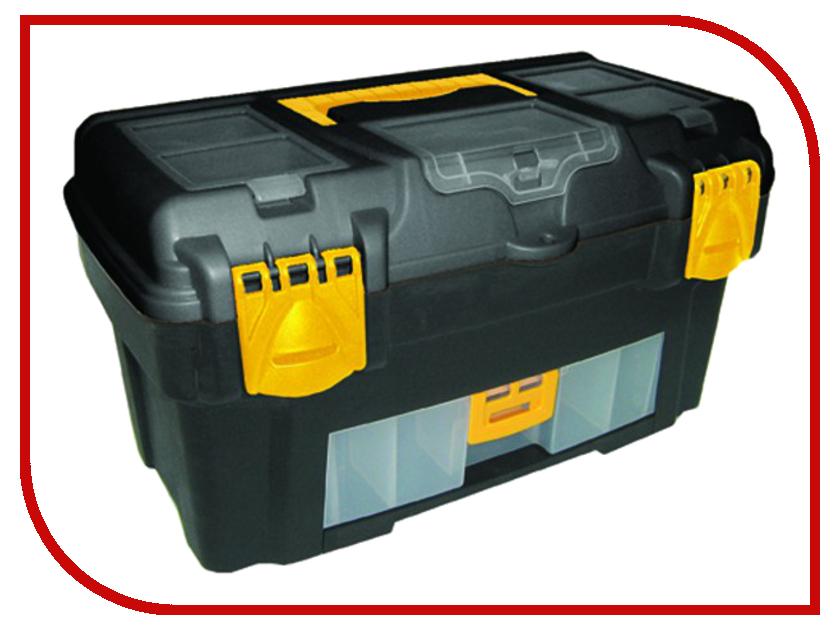 Ящик для инструментов Мастер Тур 43x24x25cm 65-1-119 ящик для инструментов truper т 15320