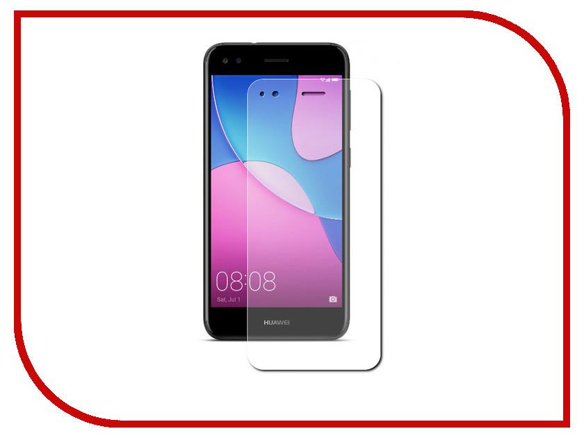 Аксессуар Защитное стекло Huawei Nova Lite 2017 Svekla ZS-SVHWNOVALITE нил gold nillkin m5 матовое проса телефон защитной оболочки защитный рукав рукав черный телефон