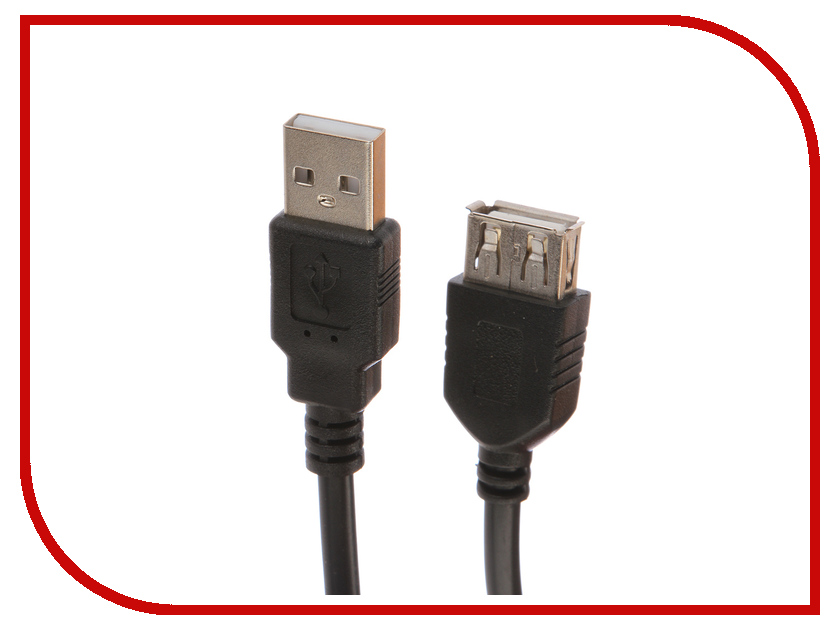 Аксессуар Defender USB02-10 USB2.0 AM-AF 3m 87453 аксессуар dialog hdmi am to hdmi am v1 4 3m hc a0930