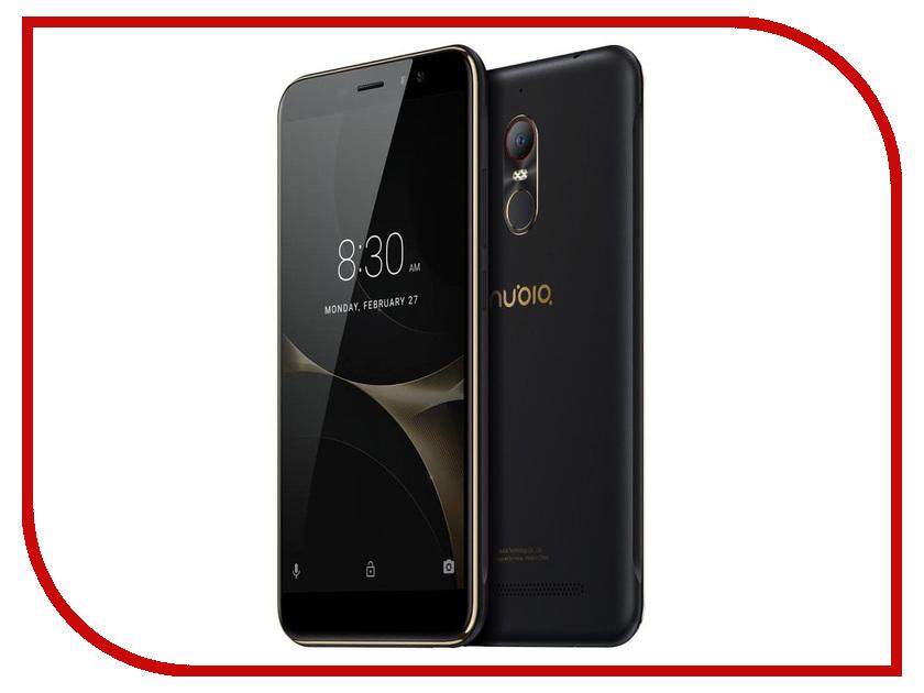 Сотовый телефон ZTE Nubia N1 Lite 16Gb Black nubia z11 mini