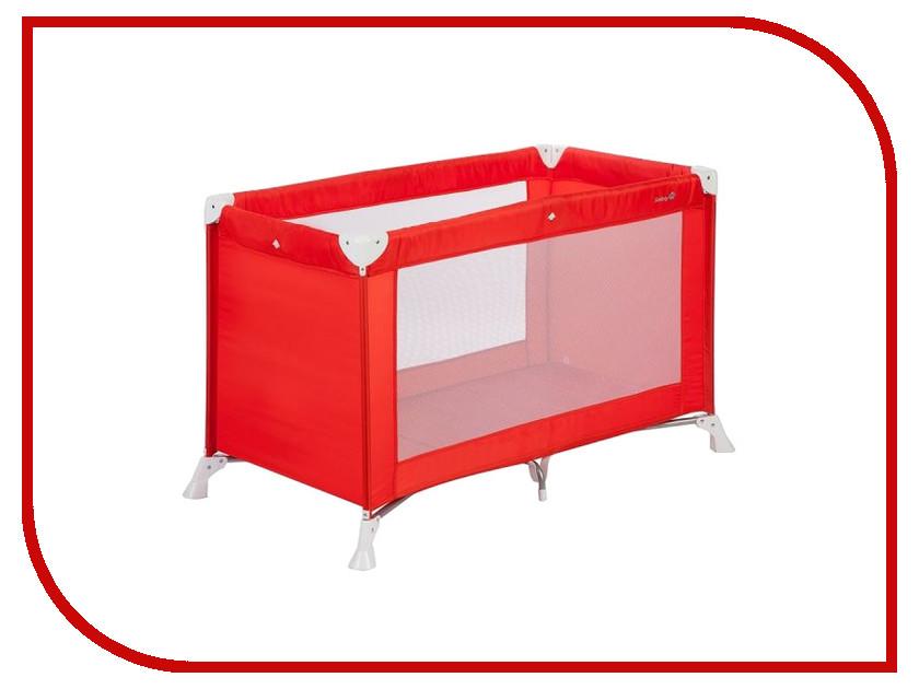 Манеж-кровать Safety 1st Soft Dreams Red Lines 2112260000 maritime safety