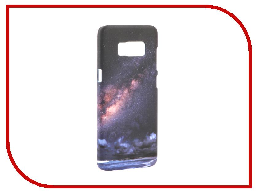 Аксессуар Чехол Samsung Galaxy S8 With Love. Moscow Night Sky 7053 аксессуар чехол samsung galaxy s8 with love moscow starlight night 7037