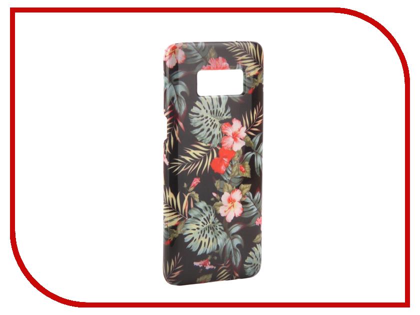 Аксессуар Чехол Samsung Galaxy S8 With Love. Moscow Flowers 4 7070 сумка latuc seed ku11 7070 ku11 7070