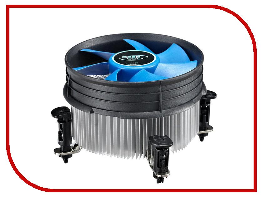 Кулер DeepCool Theta 16 PWM (Intel LGA-1150/1155/1156) кулер deepcool theta 9 pwm