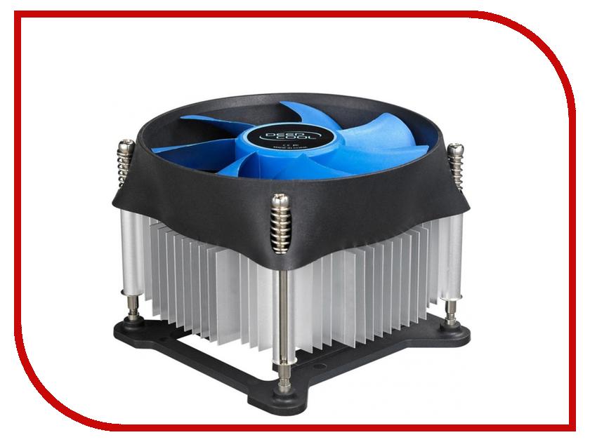 Кулер DeepCool Theta 20 PWM (Intel LGA-1150/1155/1156) кулер для процессора deepcool theta 20 pwm