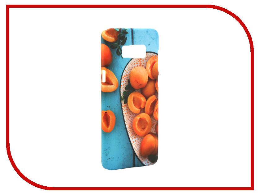 Аксессуар Чехол Samsung Galaxy S8 Plus With Love. Moscow Apricots 7081 аксессуар чехол samsung galaxy s8 with love moscow starlight night 7037