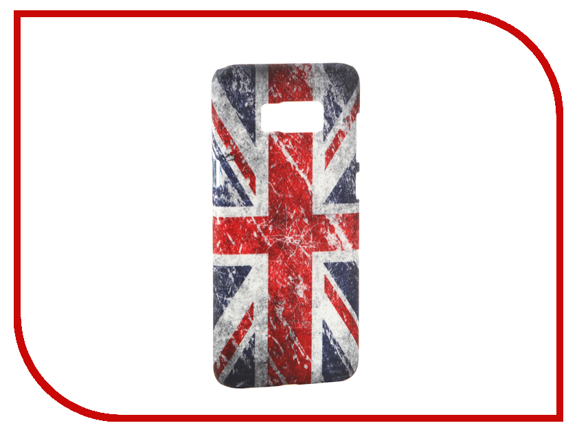 Аксессуар Чехол Samsung Galaxy S8 Plus With Love. Moscow Union Jack 7086 аксессуар чехол with love moscow samsung galaxy s8 plus кожаный black 1616