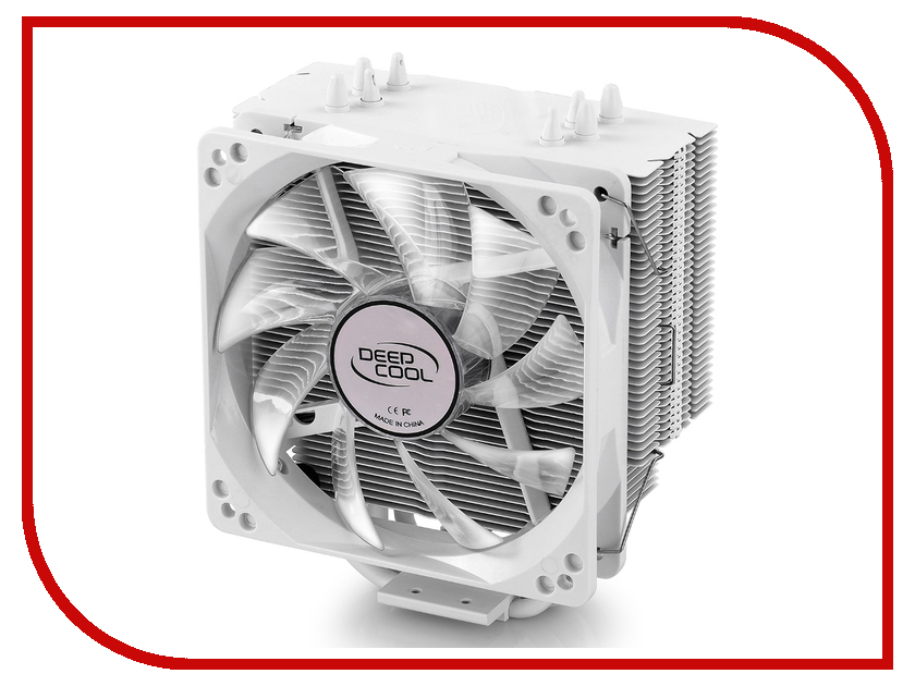 Кулер DeepCool Gammaxx 400 White (Intel LGA2011-V3/2011/1366/1156/55/51/50/775/AMD FM2+/FM2/FM1/AM3+/AM3/AM2+/AM2/AM4) thermalright archon ib e x2 computer coolers amd intel cpu heatsink cooling lga 2066 2011 1366 am3 am4 fm2 fm1 coolers fan