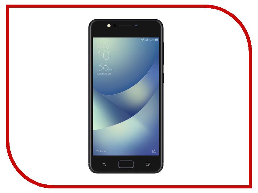 Сотовый телефон ASUS ZenFone 4 Max ZC520KL 16Gb Black сотовый телефон asus zenfone 3 max zc553kl 32gb silver