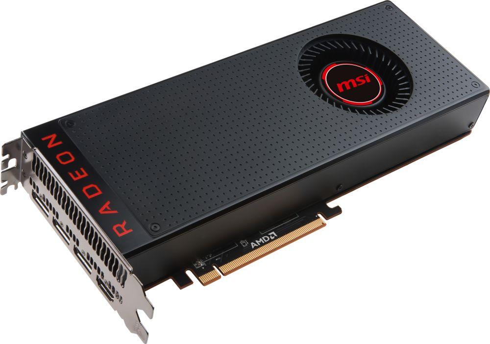 Видеокарта MSI RX Vega 56 1156hz PCI-E 3.0 8192Mb 800Mhz 2048 bit 3xDP HDMI HDCP RX VEGA 56 8G