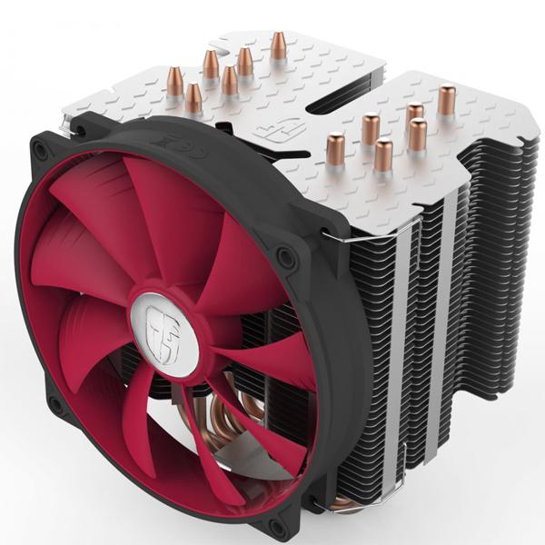 Кулер DeepCool RedHat (Soc-AMD/1150/1155/1156/2011)