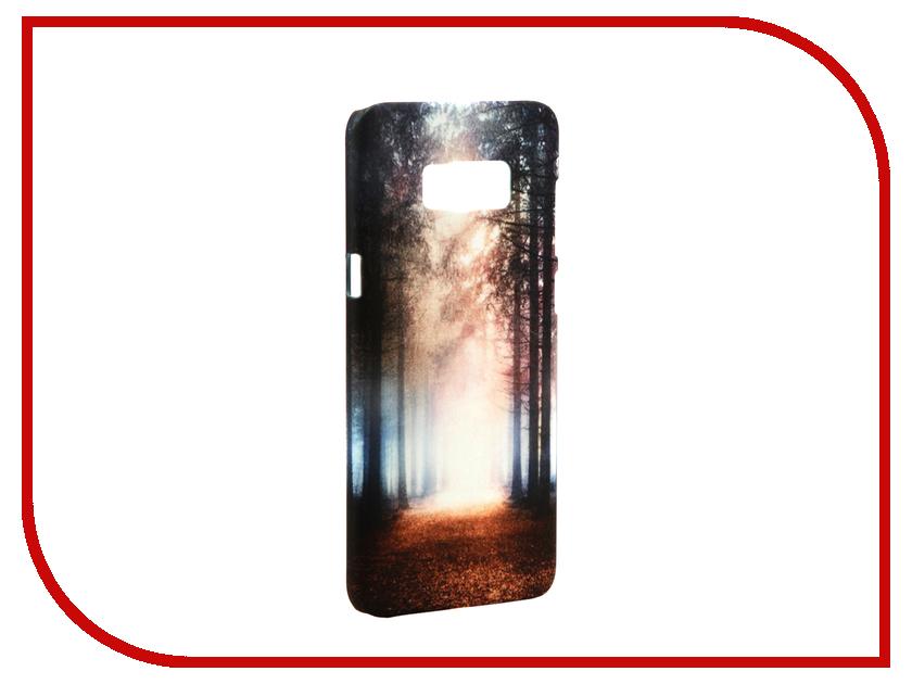 Аксессуар Чехол Samsung Galaxy S8 Plus With Love. Moscow Forest 7103 аксессуар чехол samsung galaxy s8 with love moscow starlight night 7037