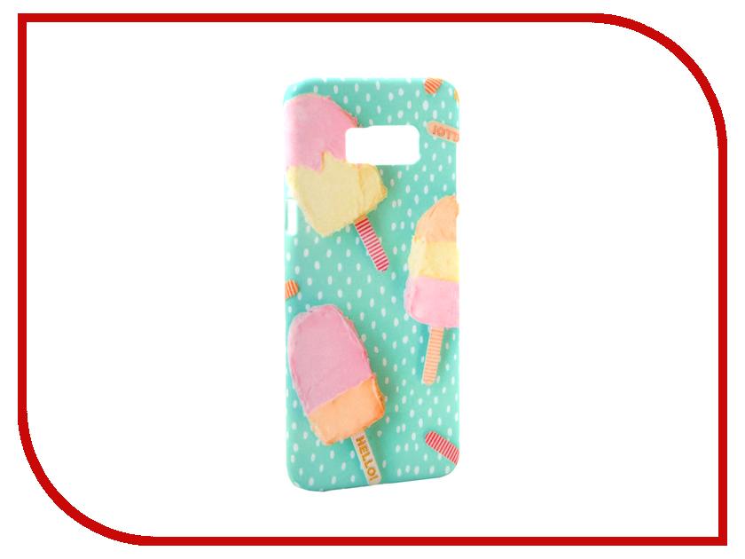 Аксессуар Чехол Samsung Galaxy S8 Plus With Love. Moscow Ice Cream 2 7107