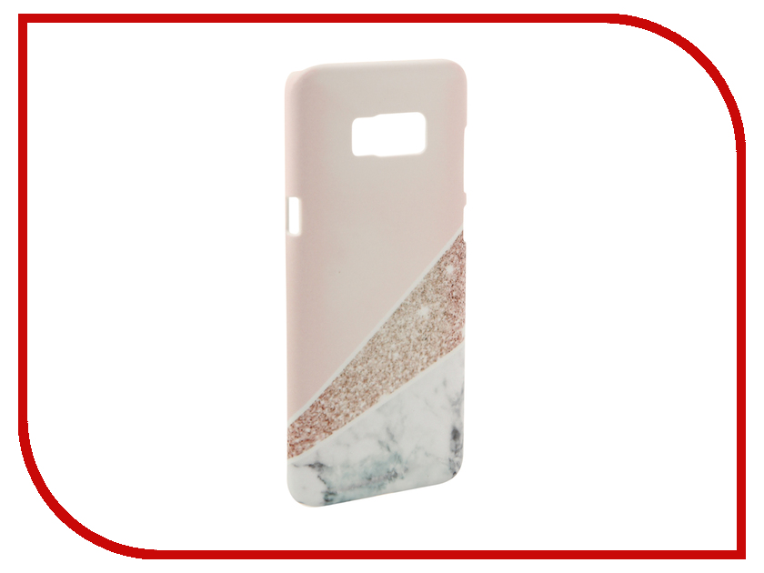 Аксессуар Чехол Samsung Galaxy S8 Plus With Love. Moscow Marble 7108 аксессуар чехол with love moscow samsung galaxy s8 plus кожаный black 1616