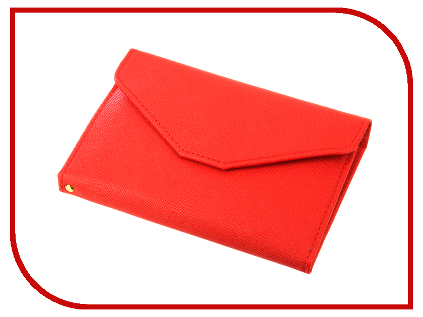 Аксессуар Foshan! Travel Wallet Red 8005