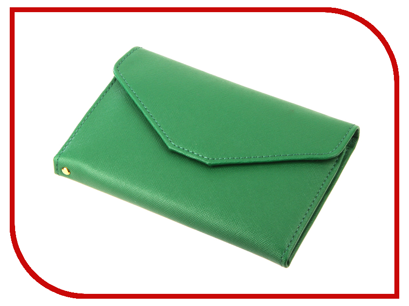 Аксессуар Foshan! Travel Wallet Green 8006