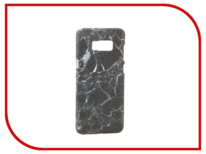 Аксессуар Чехол Samsung Galaxy S8 Plus With Love. Moscow Black Marble 7127 аксессуар чехол with love moscow samsung galaxy s8 plus кожаный black 1616