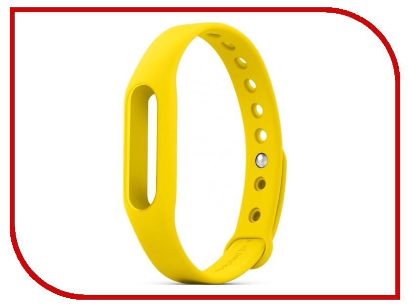 цена на Aксессуар Ремешок Apres for Xiaomi Mi Band Yellow