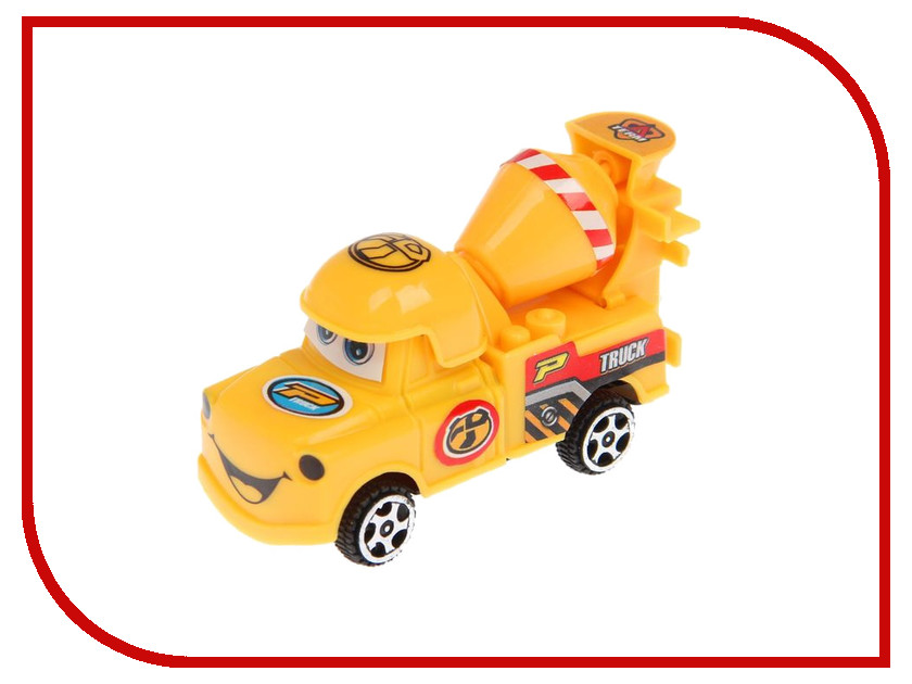 Машина Бибики Грузовик с глазками 530189