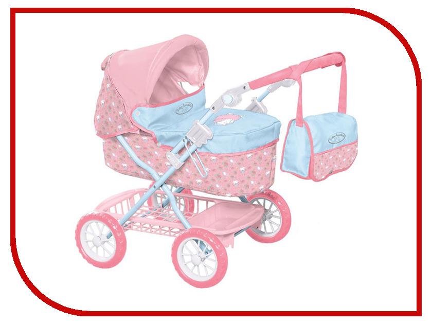 Коляска Zapf Creation Baby Annabell Коляска делюкс с сумкой 1423482