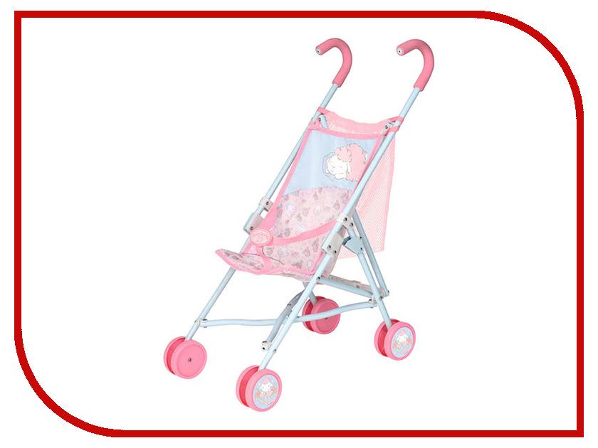 Коляска Zapf Creation Baby Annabell Коляска-трость с сеткой 1423478 кукла zapf creation my first baby annabell 794 463