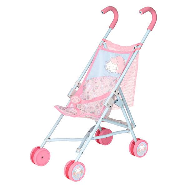 Коляска Zapf Creation Baby Annabell 1423478 комбинезончики zapf creation baby annabell