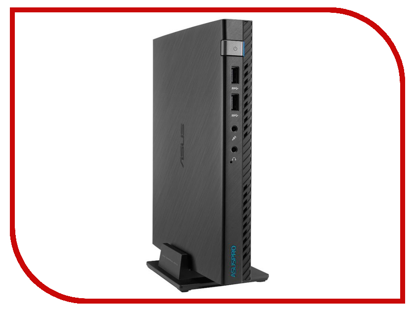 Настольный компьютер ASUS Mini PC E510-B266A 90PX0081-M06980 (Intel Celeron G1840T 2.5 GHz/4096Mb/500Gb/No ODD/Intel HD Graphics/Wi-Fi/DOS) remote control wall switch us standard remote touch switch black crystal glass panel 3 gang 1 way with led indicator