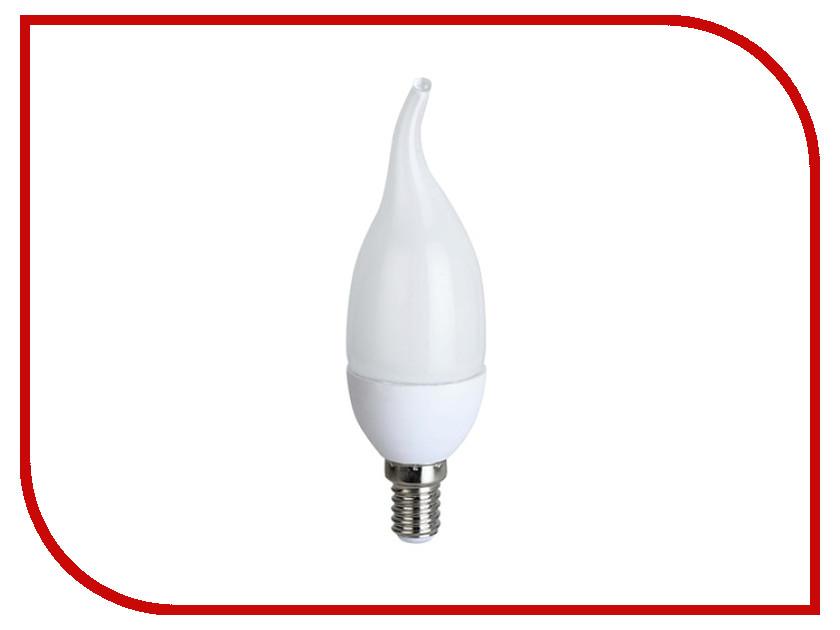 Лампочка Ecola Candle LED Premium E14 8W 220V 2700K C4PW80ELC лампочка ecola light classic led e27 11 5w a60 220v 2700k tk7w11elc