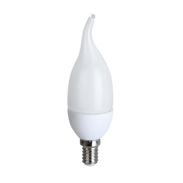 Лампочка Ecola Candle LED Premium E14 8W 220V 4000K C4YV80ELC