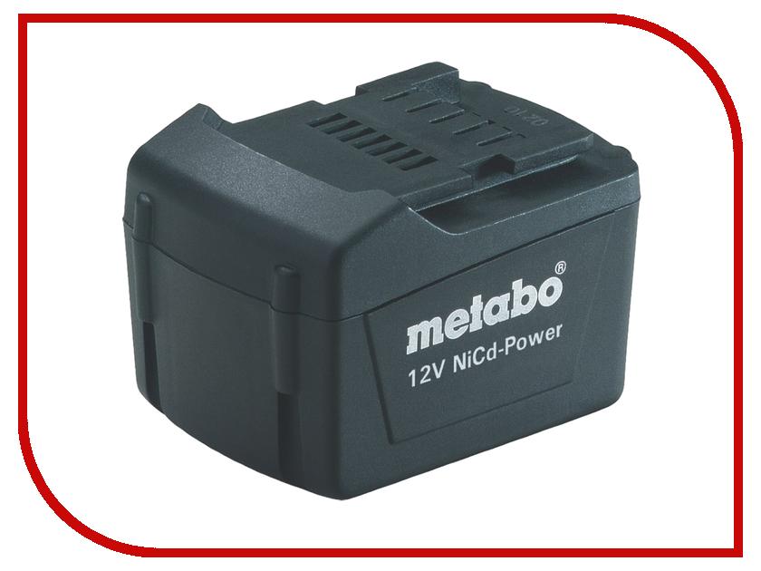 Аккумулятор Metabo BS12NiCD 12V 1.7 Ah NiCd-Power 625452000
