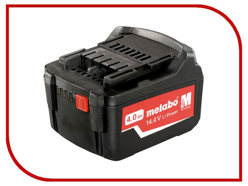 Аккумулятор Metabo 14.4V 4.0 Ah Li-Power 625590000