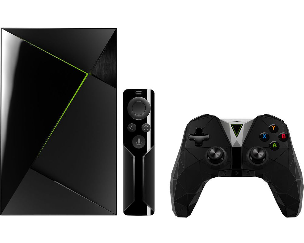 Игровая приставка NVIDIA Shield TV Pro 945-12897-2505-001