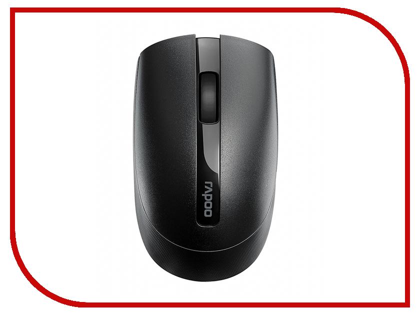 Мышь Rapoo M17 Black rapoo