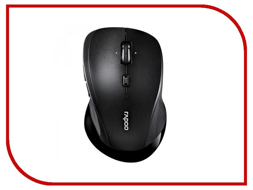 Мышь Rapoo 3910 Black мышь rapoo 3920p black