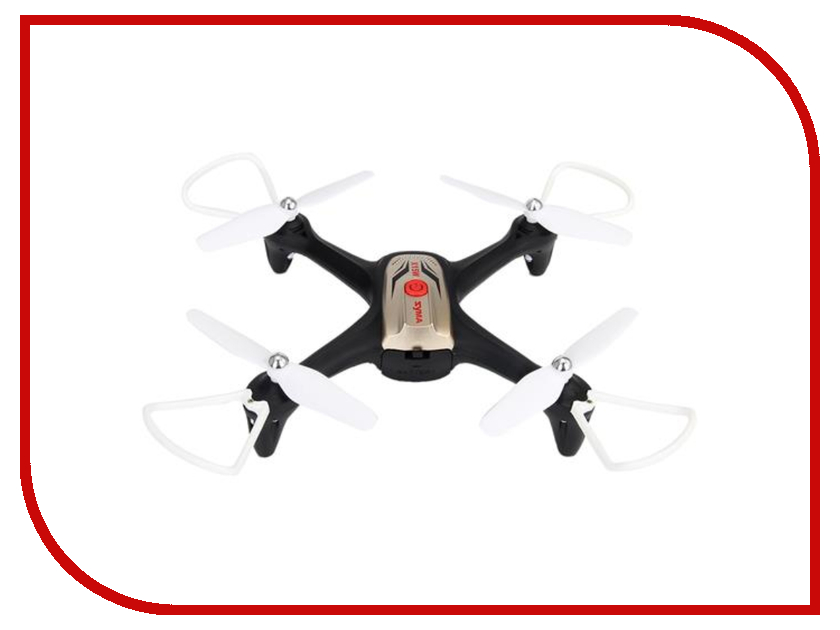 Квадрокоптер Syma X15W (480P) spare parts for syma x5c syma x5 blades rc drone propeller blade propeller protectors frame landing skid