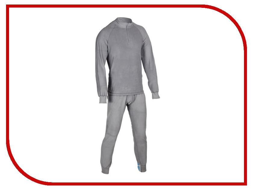 Термобелье Huntsman Zip XXL р. 56-58 Grey