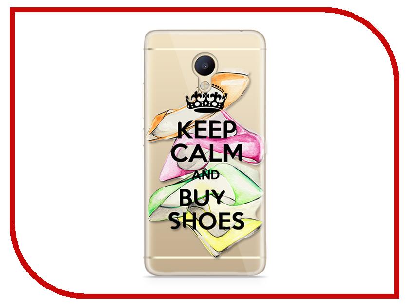 Аксессуар Чехол Meizu M5 Note With Love. Moscow Silicone Keep Calm 6742 чехлы для телефонов with love moscow силиконовый дизайнерский чехол для meizu m5 note цветок 2