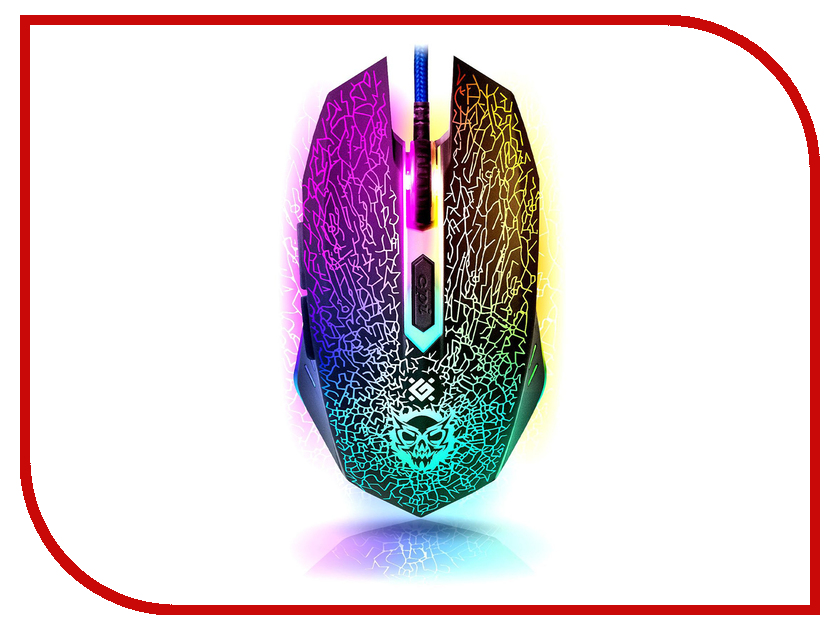 Мышь Defender Shock GM-110L 52110 2pcs lots pm100 shock absorber sp23294 absorber buffer bumper free shipping