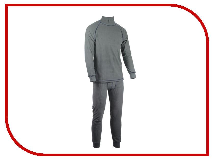 Термобелье Huntsman Zip Фактурный XXL р.56-58 Grey